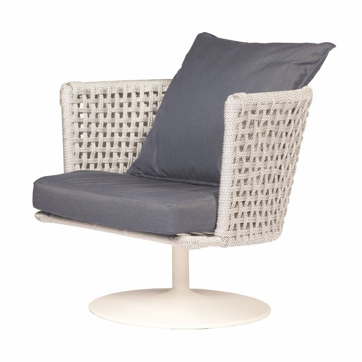 Buy Tidelli Mesh Swivel Lounge Chair by Tidelli - Made-to-Order designer Furniture from Dering Hall's collection of Contemporary Mid-Century / Modern Transitional Swivel Chairs.