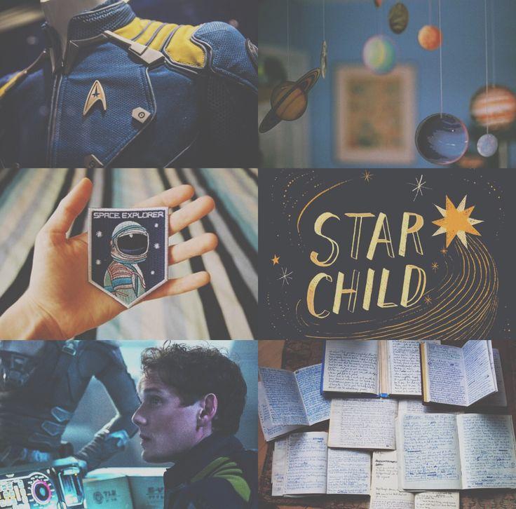 — ensign Pavel Andreevich Chekov aesthetic #2 #startrek