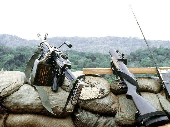 The M79 grenade launcher isn't perfect but soldiers love it anyway
