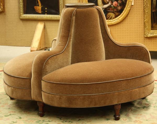 14 best frank lloyd wright design images on pinterest for Victorian divan