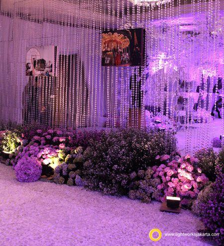 272 best wedding decoration and lighting images on pinterest ryan and junitas wedding reception venue at mulia hotel jakarta organized by kenisha junglespirit Images