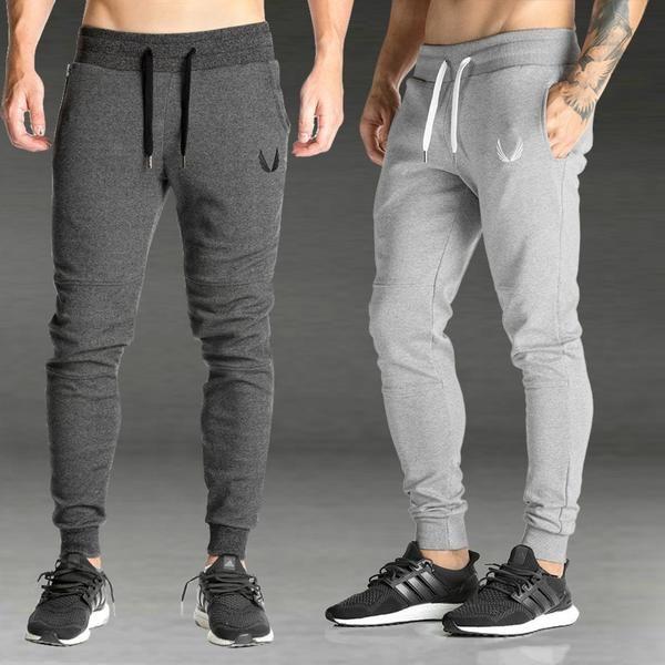 Gender Menitem Type Full Lengthlength Full Lengthwaist Type Midpant Style Sweatpantswaist Pantalones De Hombre Moda Ropa Gym Hombre Ropa Casual De Hombre