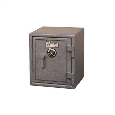 Burglar and Fire Resistant Safe [1.6 CuFt] Lock Type: Electronic Lock, Color: Maroon With Silver Trim by Gardall Safe Corporation. $1218.75. SBF1713-MS-E Lock Type: Electronic Lock, Color: Maroon With Silver Trim Features: -A locking bar on the hinged side of the safe deters prying attempts.-Solid steel handle designed to shear off under attack and multipurpose shelf.-Anchoring hole in base with hardware for installation.-Independent re-locking and hard plate to pr...