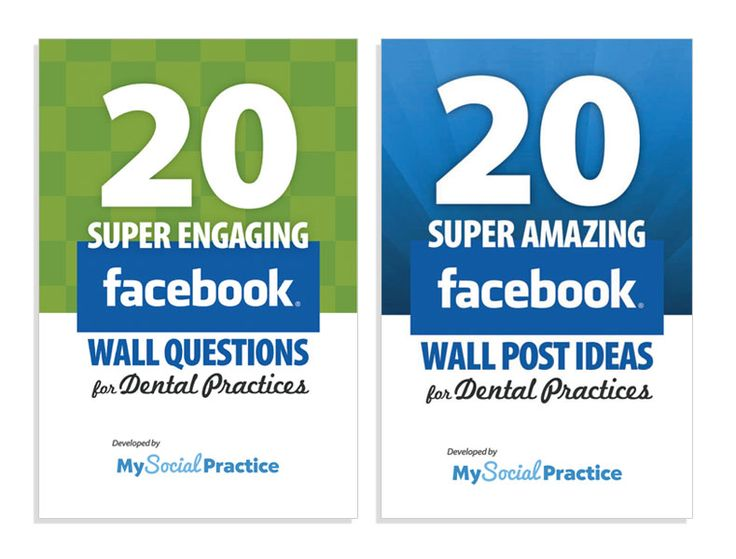 Asking Questions on Your Dental Practice Facebook Wall - My Social Practice - Social Media Marketing For Dentists, Orthodontists, & Optometrists