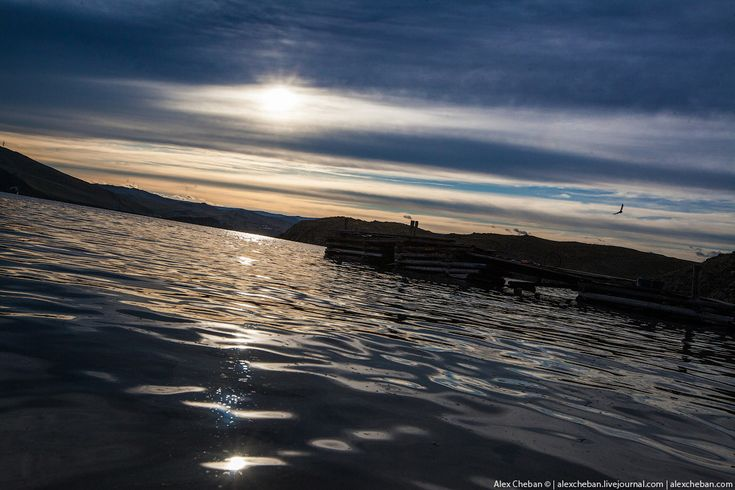 alexcheban: Озеро Байкал за 360 минут...