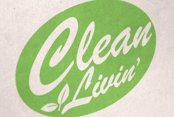 Clean Livin' logo