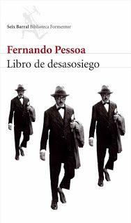 Portugal //  El libro del desasosiego, Fernando Pessoa
