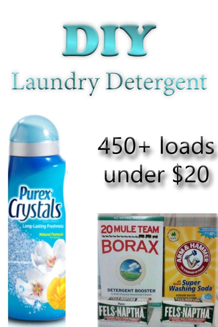 Diy Laundry Detergent Diy Laundry Detergent What Is And