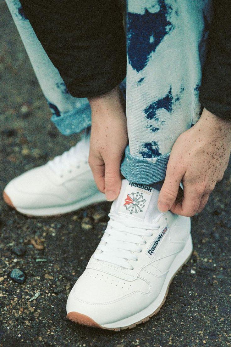 Reebok Damen Classic Leather Sneaker  EUR 20,18 – EUR 116,08 – blackbelt-fashion.de