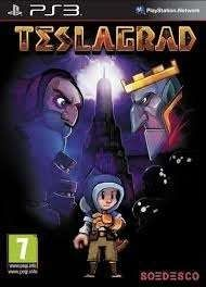 Teslagrad PS3 [Elektronisk resurs] #tvspel #PS3