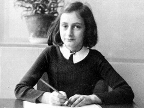 life of anne frank as a victim of the holocaust The americanization of the holocaust  a song cycle based on the diarist's life, i am anne frank that opened at alice tully hall in  anne is not a victim,.