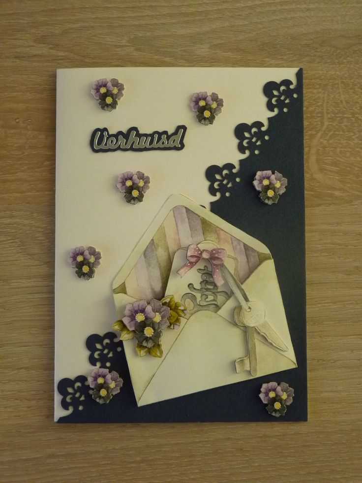 Card for new home - Marieke Design