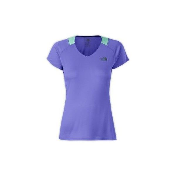The North Face Women's Better Than Naked Short-Sleeve Shirt ($50) ❤ liked on Polyvore