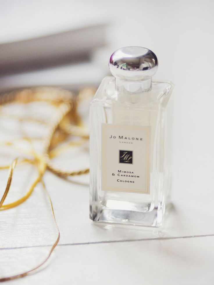 Jo Malone Mimosa & Cardamom Cologne. - ghostparties