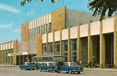 Νεος σιδηροδρομικός σταθμός Θεσσαλονίκης Χούντα