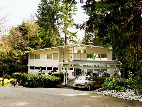 Mid Century Modern Post and Beam Renovation  West Vancouver  BC  Photo. 51 best Douglas Coupland images on Pinterest   Vancouver