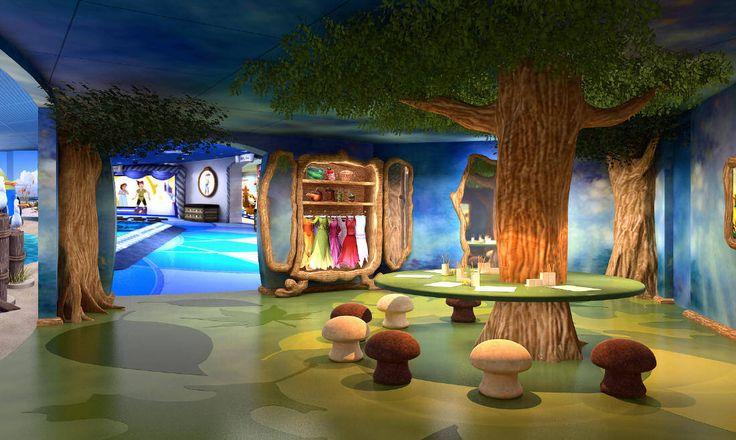 Tinkerbell Room