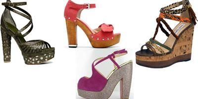 Летняя обувь для девушек фото