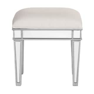 Shop for Elegant Lighting Dressing Stool. Get free shipping at Overstock.com - Your Online Furniture Outlet Store! Get 5% in rewards with Club O! - 19345475