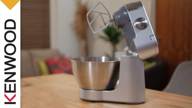 Kenwood Prospero Kitchen Machine | Product Demonstration (long version)