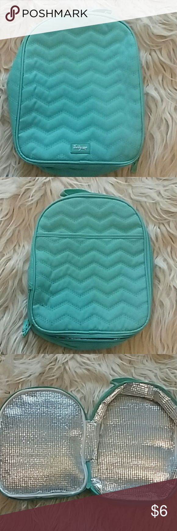 """Thirty-One Lunch Bag Good used condition. No spots or holes. Approximately 9""""?10"""" Bags"""