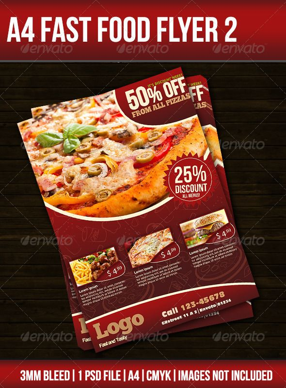 83 best Print Templates images on Pinterest Print templates - food flyer template