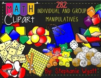 math clipart clip art math clipart math manipulatives