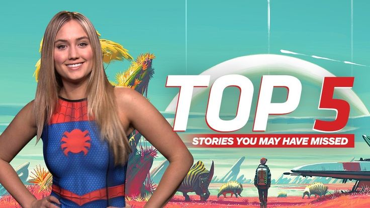Stories You May Have Missed: No Man's Sky Cleared of Misleading - IGN Daily Fix Investigation into No Man's Sky comes to a close Andrew Garfield is sad he no longer gets to play Spider-Man and more stories you might have missed. December 03 2016 at 04:00AM  https://www.youtube.com/user/ScottDogGaming
