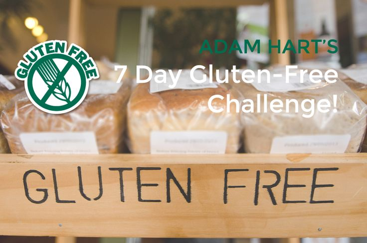 Try my 7 Day Gluten Free Challenge and feel more energized in only week. No sign-up fee, plus lots of info & tips for #glutenfree living! Oh yeah! http://poweroffood.com/power-of-food-7-day-gluten-free-challenge/ #glutenfreechallenge #poweroffood #AdamHart #healthylivinig