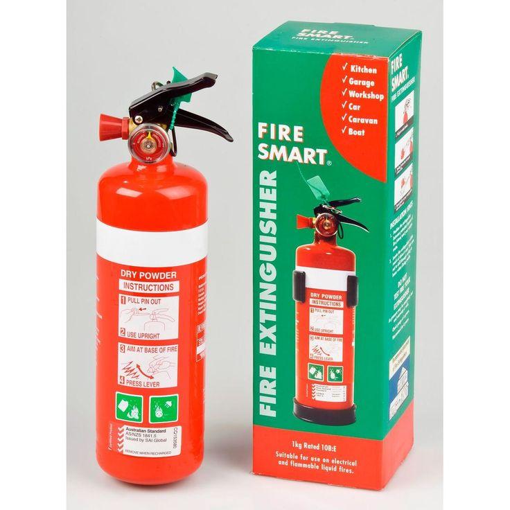 Fire Smart Fire Extinguisher - 1kg | Kmart