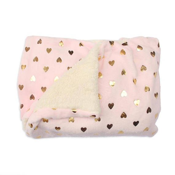 Fleece blanket Baby soft fleece fabric blanket luxury throw blanket White gold stars nursery blanket Monogrammed fleece blanket
