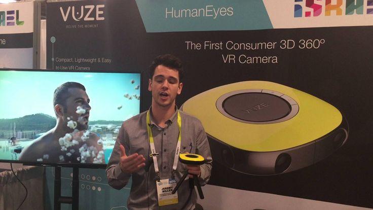 Vuze Camera - VR 360