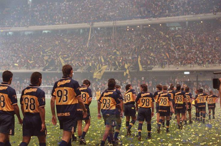 Boca Juniors - Supercampeón 98