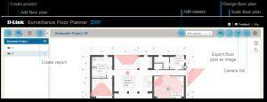 D-Link bringt kostenloses Planungs-Tool und Mini Dome-Kamera