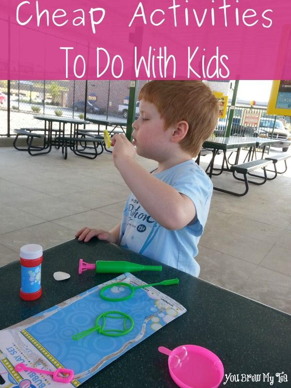 Have limited funds but still want to do something fun with the kids? Check out our suggestions on Cheap Activities To Do With Kids!