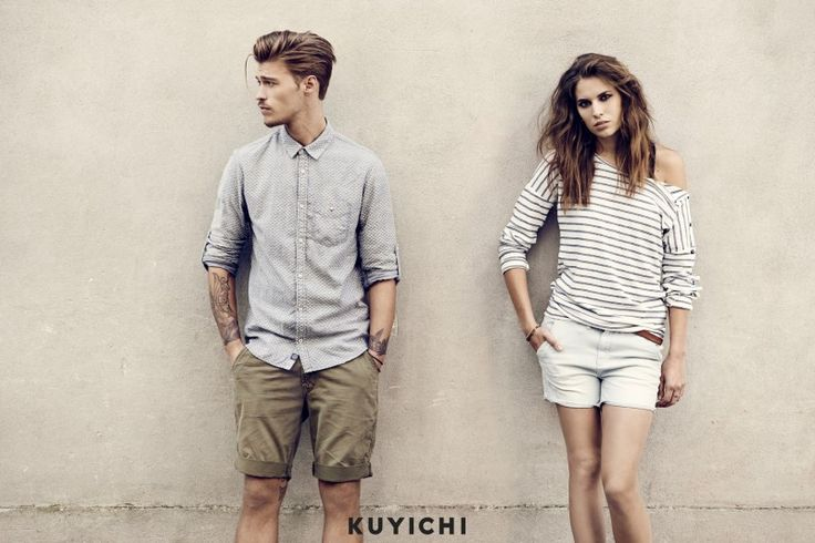 KUYICHI SS14 campaign image