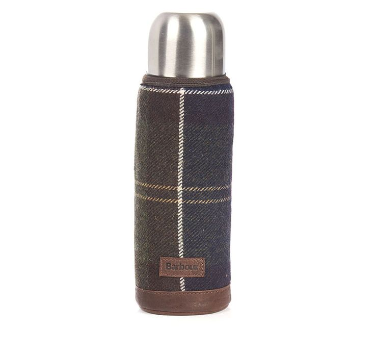 Buy Tartan Thermos. Browse other handsome accessories by Barbour online and in store at Aria.