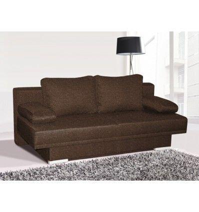 Les 25 meilleures id es concernant salon brun sur for Canape lit bonne qualite
