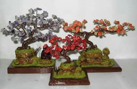 Diorama bonsai fantasy . 5