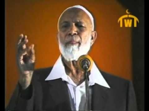 Muhammad (PBUH) the Greatest - by Sheikh Ahmed Deedat