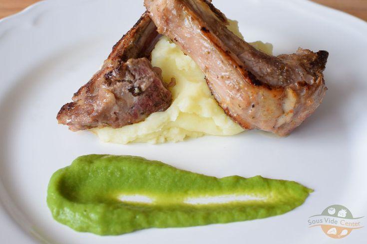 Húsvéti ízorgia, a fűszeres bárányborda  #spcy #lamb #chops #lambchops #spring #easter #sousvide #kitchen #recipe