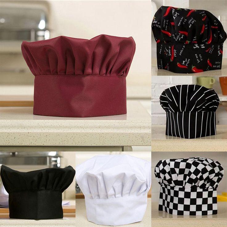 $2.19 (Buy here: https://alitems.com/g/1e8d114494ebda23ff8b16525dc3e8/?i=5&ulp=https%3A%2F%2Fwww.aliexpress.com%2Fitem%2F1Pcs-Cook-Adjustable-Men-Kitchen-Baker-Chef-Elastic-Cap-Hat-Catering-Comfortable%2F32755878222.html ) 1Pcs Cook Adjustable Men Kitchen Baker Chef Elastic Cap Hat Catering Comfortable for just $2.19