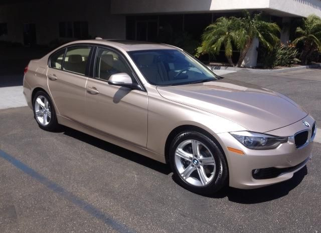2014 BMW 328i in Orion Silver. Client Advisor Derrick ...