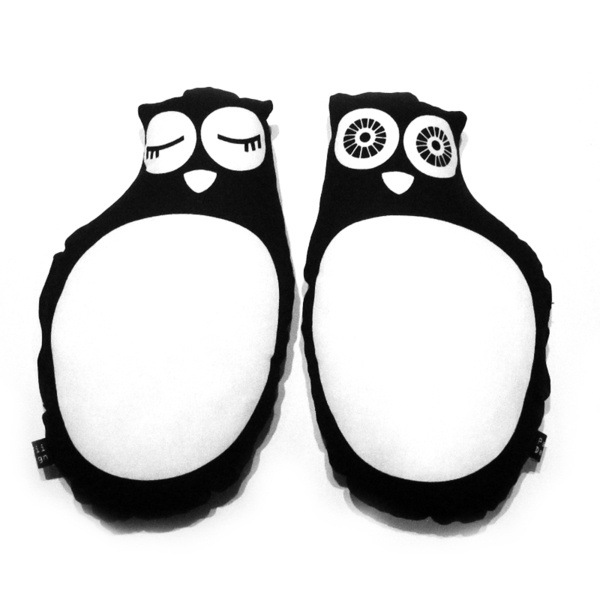 This owl by PaaPii Design is just so lovely!