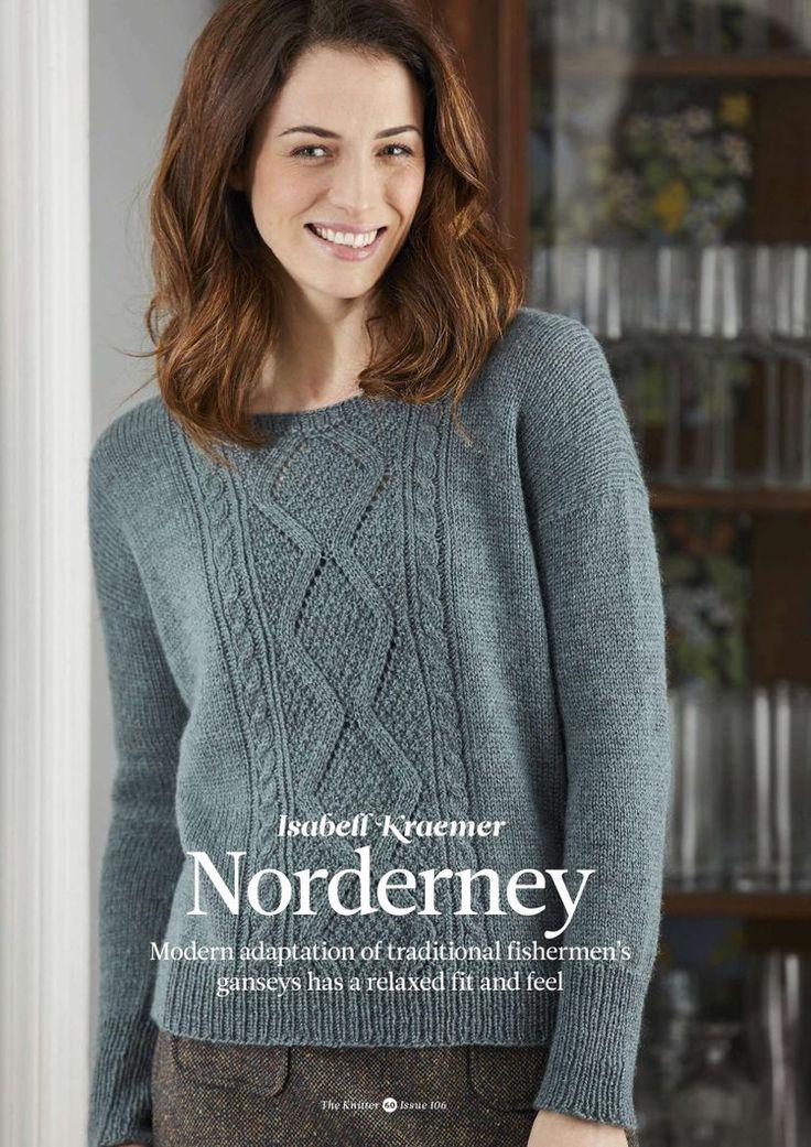The Knitter №106 2017 - 轻描淡写的日志 - 网易博客
