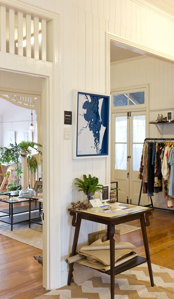 Showroom / Walk Among The Homes