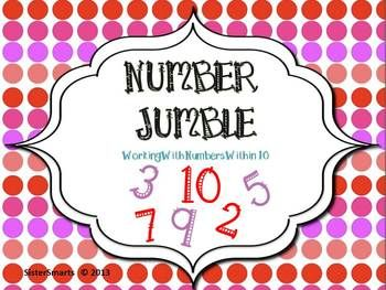 This engaging game will help your students strengthen their critical thinking skills. Whether working independently or with a partner your students will have ample opportunity to decompose and compose numbers. What a great activity to reinforce addition and subtraction facts!! We've also used this as a quick math review during transition time!