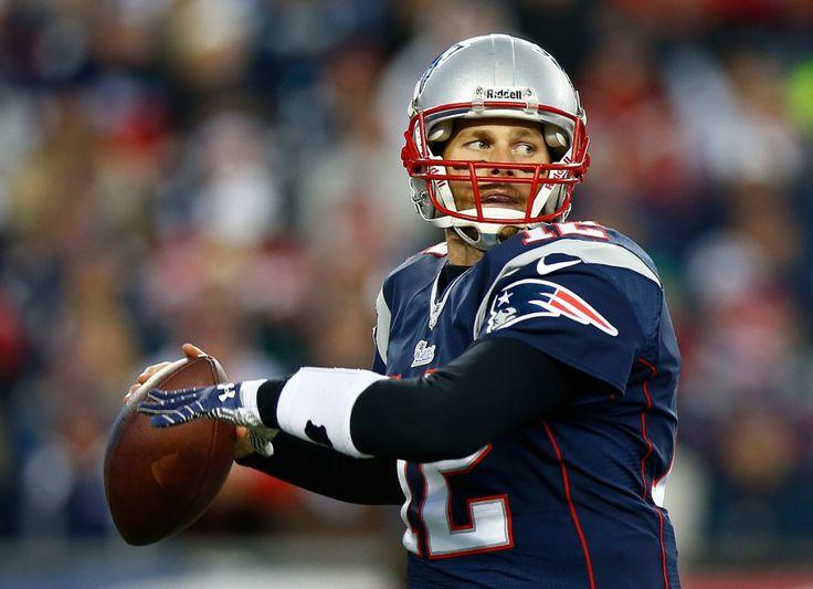 Tom Brady revelou vínculo com o futebol da bola redonda #GRÊMIO. Foto: Jared Wickerham/Getty Images/AFP