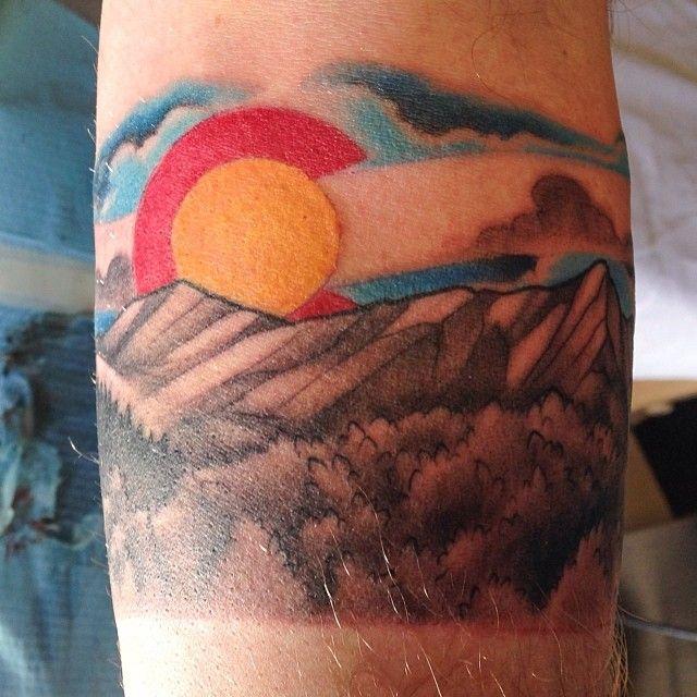 Best 25 Pagosa Springs Colorado Ideas On Pinterest: 25+ Best Ideas About Colorado Tattoo On Pinterest