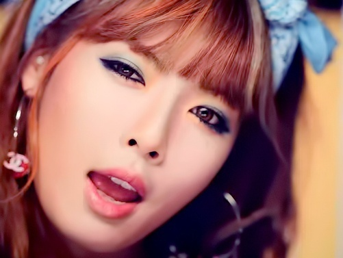 hair style up hyuna makeup www pixshark images galleries with a 6969